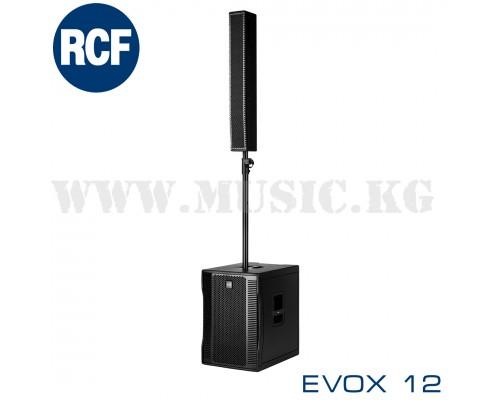 Портативная акустическая система RCF Evox 12
