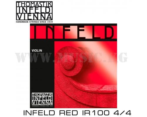 Струны для скрипки Thomastik Infeld Red IR100 4/4