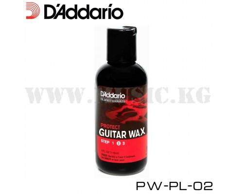 Воск для полировки D'Addario PW-PL-02