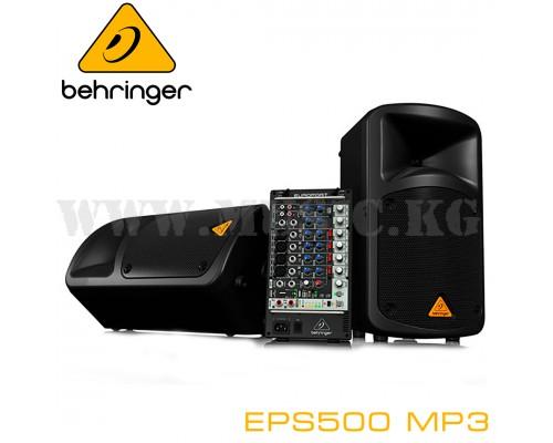 Портативная акустическая система Behringer EPS500 MP3