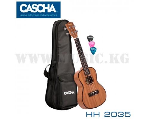 Укулеле концерт Cascha HH 2035