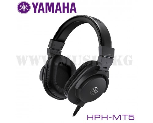 Студийные наушники Yamaha HPH-MT5