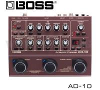 Гитарный акустический процессор Boss AD-10