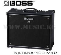 Комбоусилитель для электрогитары Boss Katana 100 MkII