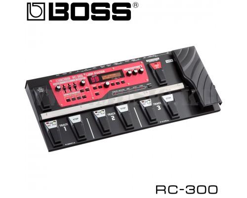 Гитарный процессор Boss RC-300