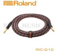 Инструментальный кабель Roland RIC-G10
