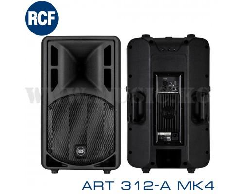 Активная акустическая система RCF ART 312-A MK4 (пара)