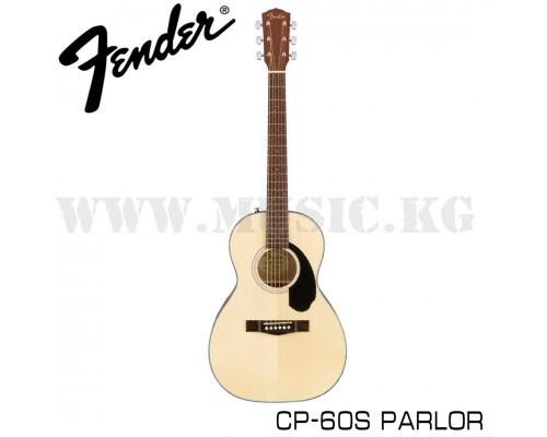 Акустическая гитара Fender CP-60S Parlor Natural