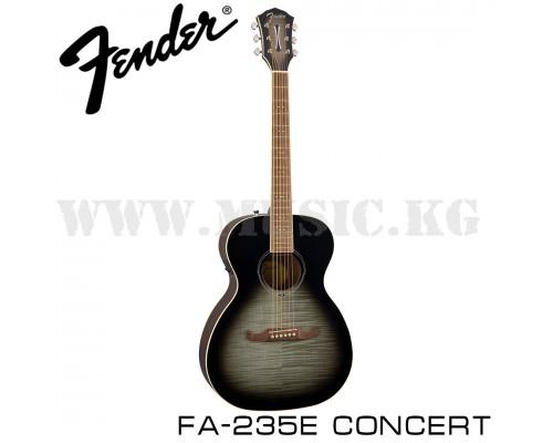 Электроакустическая гитара Fender FA-235E Concert Moonlight