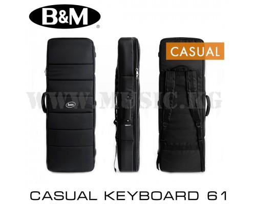 Чехол для клавишных инструментов B&M Casual Keyboard 61