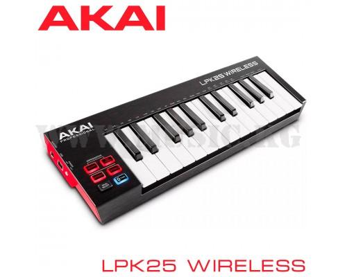 Akai LPK25 Wireless