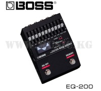 Педаль эквалайзер Boss EQ-200