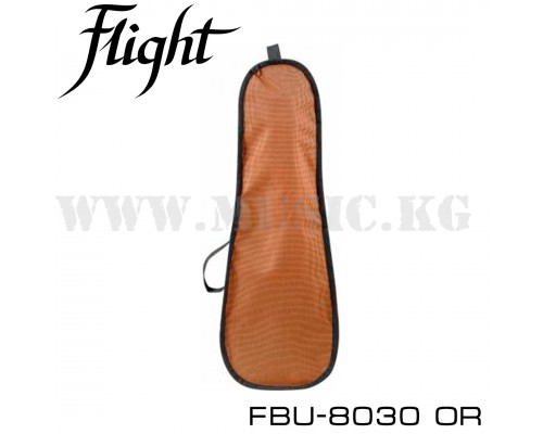 Чехол для укулеле сопрано Flight  FBU-8030 OR