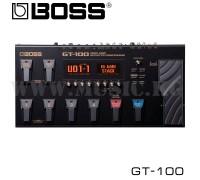 Гитарный процессор Boss GT-100