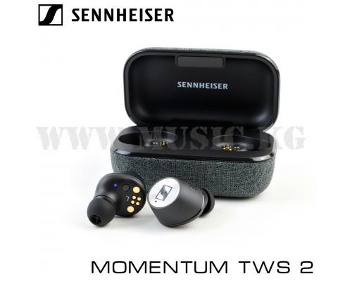 Наушники Sennheiser  Momentum True Wireless 2 Black