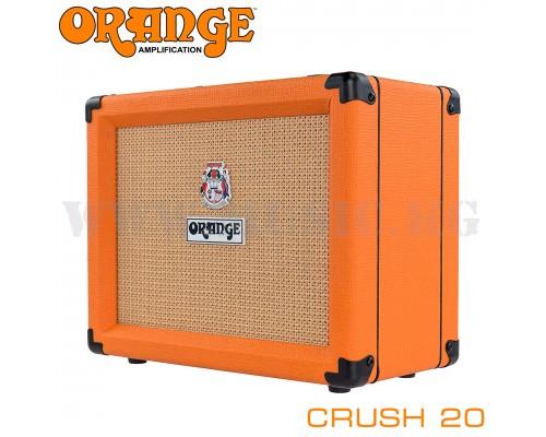 Комбоусилитель Orange Crush 20