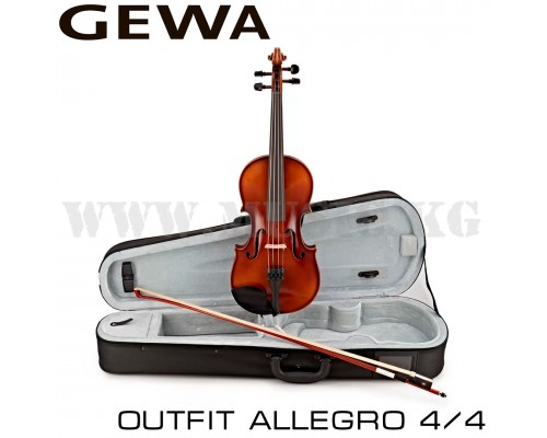 Скрипка GEWA Outfit Allegro 4/4