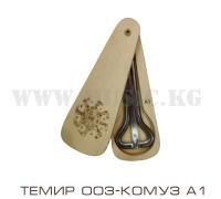 Темир Ооз-комуз A1
