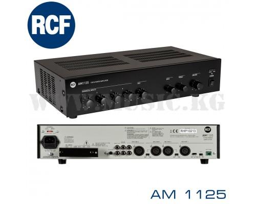 Микшер-усилитель RCF AM1125