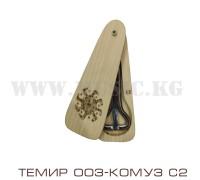 Темир Ооз-комуз С2
