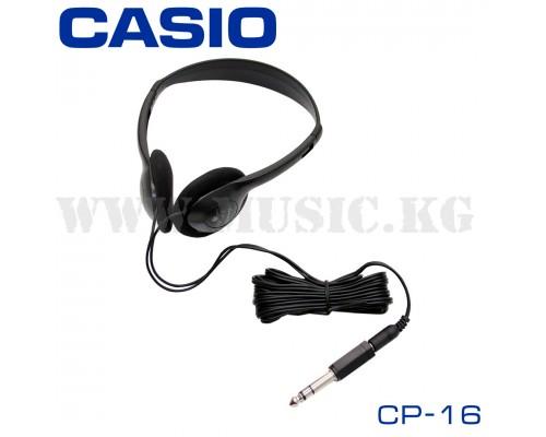 Инструментальные наушники CASIO CP-16