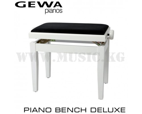 Gewa piano bench deluxe