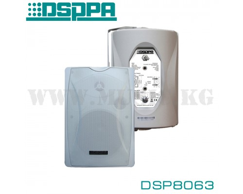 Настенный громкоговоритель DSPPA DSP8063W