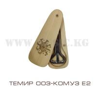 Темир Ооз-комуз E2