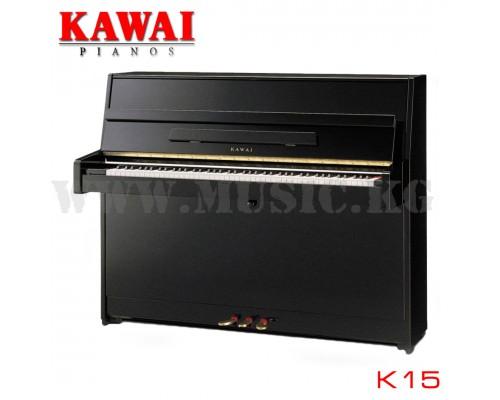 Акустическое фортепиано Kawai K15E PEP