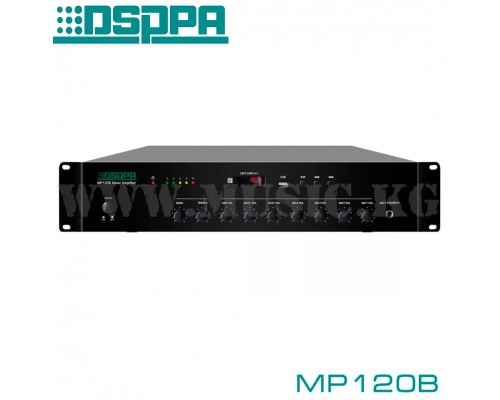 Усилитель DSPPA MP120B