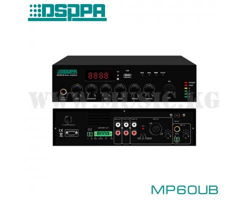 Усилитель DSPPA MP60UB