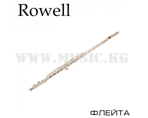 Поперечная флейта Rowell