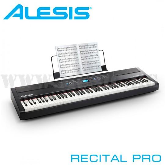 Цифровое фортепиано Alesis Recital Pro