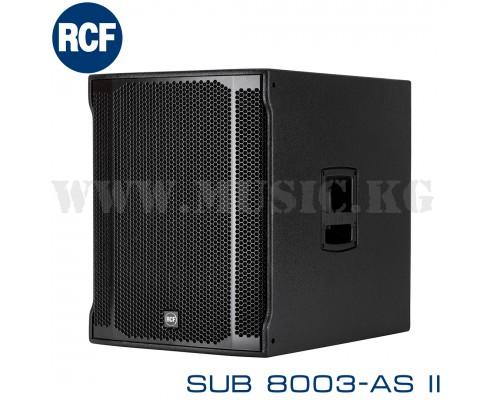 Активный сабвуфер RCF SUB 8003-AS II