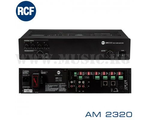 Усилитель RCF AM 2320