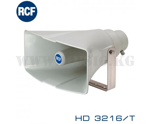 Всепогодный рупор RCF HD 3216/T