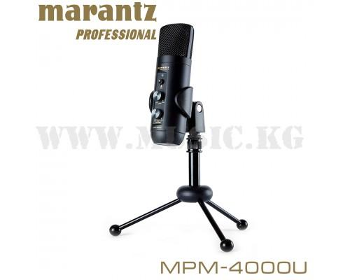 USB-микрофон Marantz MPM-4000U