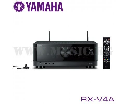 Ресивер Yamaha RX-V4A Black