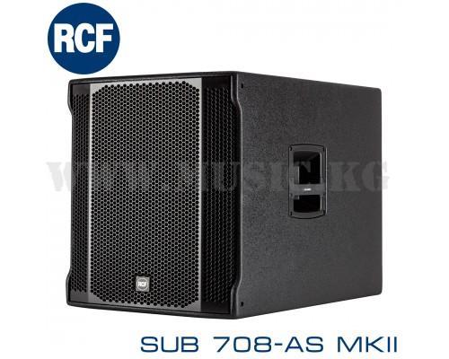Активный сабвуфер RCF SUB 708-AS MKII