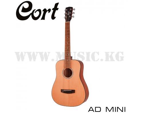 Акустическая гитара CortAD MINI OP