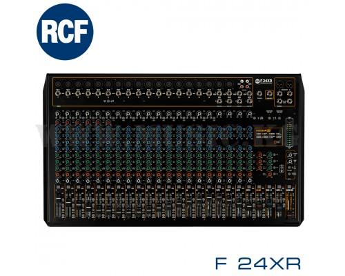 Микшерный пульт RCF F 24XR