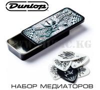 Набор медиаторов Dunlop James Hetfield