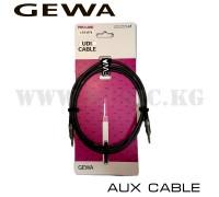 Gewa Aux кабель 1.5 метра