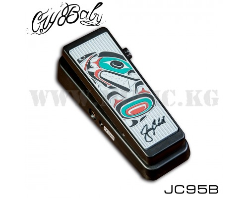 "Педаль Cry Baby Jerry Cantrell Black Limited ""Wah-Wah"""