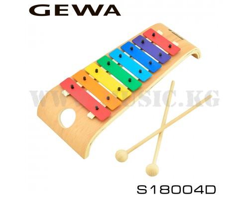 Детский ксилофон Gewa S18004D