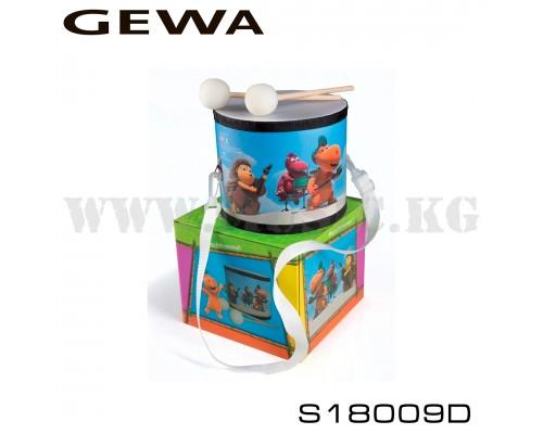 Детский маршевый барабан Gewa S18009D