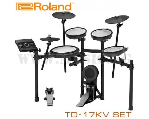 Цифровая ударная установка Roland TD-17KV