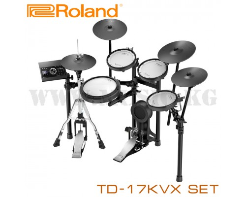 Цифровая ударная установка Roland TD-17KVX
