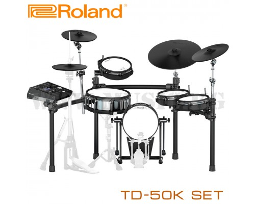 Цифровая ударная установка Roland TD-50KV