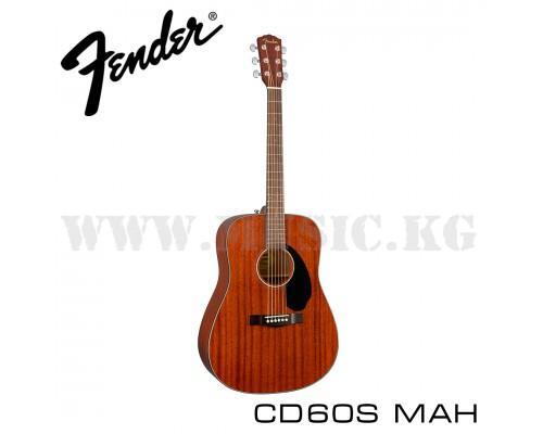 Акустическая гитара Fender CD-60S ALL Mah